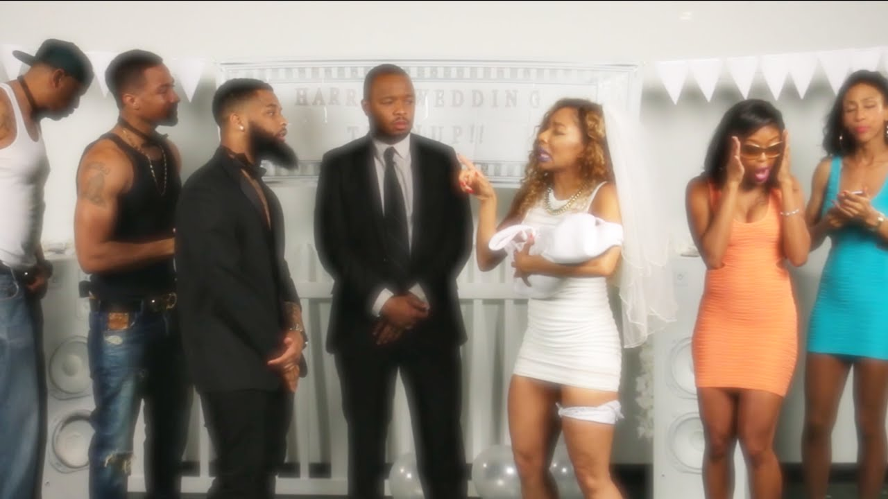 Comedy Sketch: Ratchet Wedding Vows