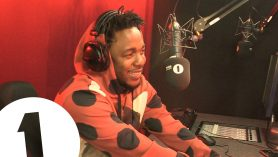 Kendrick Lamar interviewed by Annie Mac (BBC 1Xtra)