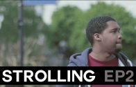 Strolling | ep 2 | black mental health, tottenham, dreams, colourism & more