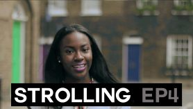 "Strolling | Ep.4 – ""University is a Rat Race"" & ""Dark skin girl documentaries"""