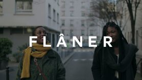 "flâner | ep 1 | black french culture, ""bande de filles"", afrofuturism, fatou, sisterhood & more"