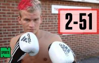"""Britain's Worst Boxer """"Robin Deakin"""" Wins 1st Fight In 9 Years After 51 Straight Losses!"""