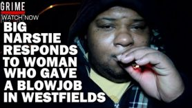 Big Narstie Responds To Woman Giving Blowjob In Westfields @BigNarstie