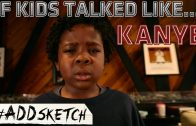 Comedy Sketch! If Kids Talk Like Kanye West