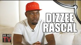 Dizzee Rascal on Growing up in the Council Housing & Raw Gun Culture in the U.K.