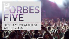 5 Richest Hip-Hop Artists Worth $2.2B Combined