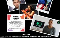 Azealia Banks Disses Zayn Malik, UK Rap/Grime & Gets Suspended from Twitter & dropped From Festival – Street Talk by LK