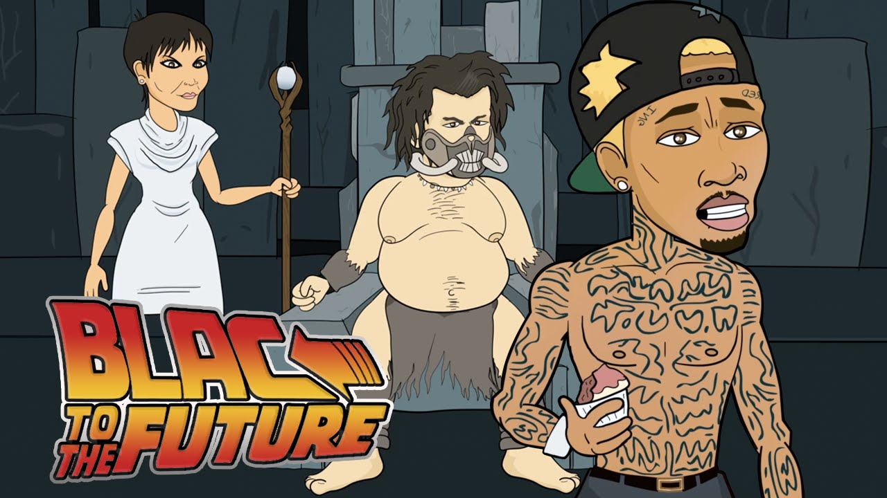 Blac to the Future Episode 2