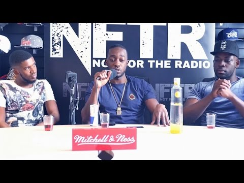 Not For The Radio – Interview with Link Up Tv, Insight, Beef, Compilation Cd, and More
