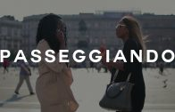 passeggiando | ep 1 | afroitalians, italian citizenship, family sacrifices, lancôme & more