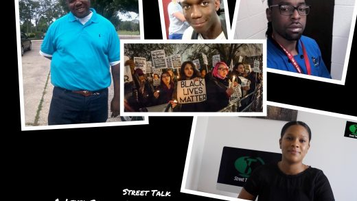 "Street Talk By LK ""Innocent Black Men Killed In America Within Hours by Cops"" #PhilandoCastille"