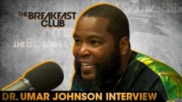 Insightful & Relevant Interview! Umar Johnson Interview With The Breakfast Club (7-18-16)