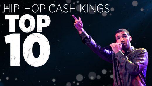 Top 10 Hip-Hop Cash Kings 2016