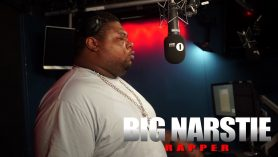 Big Narstie – Fire In The Booth PT3 | @BigNarstie