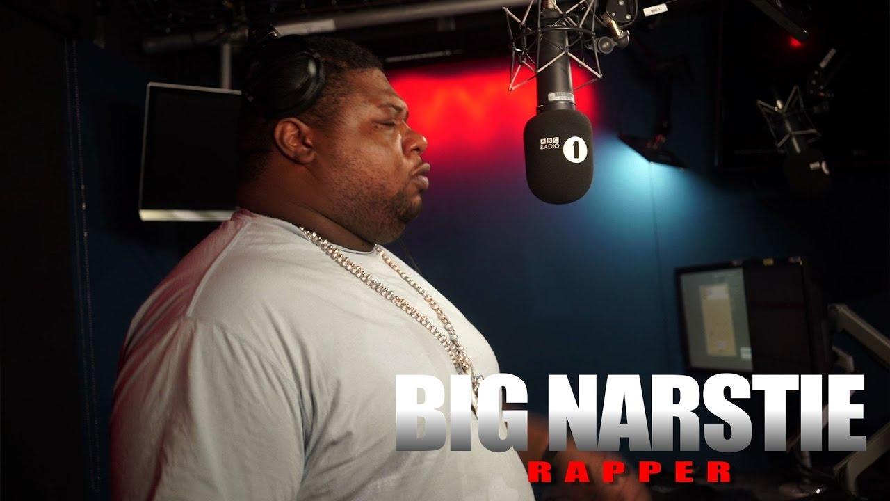 Big Narstie – Fire In The Booth PT3   @BigNarstie