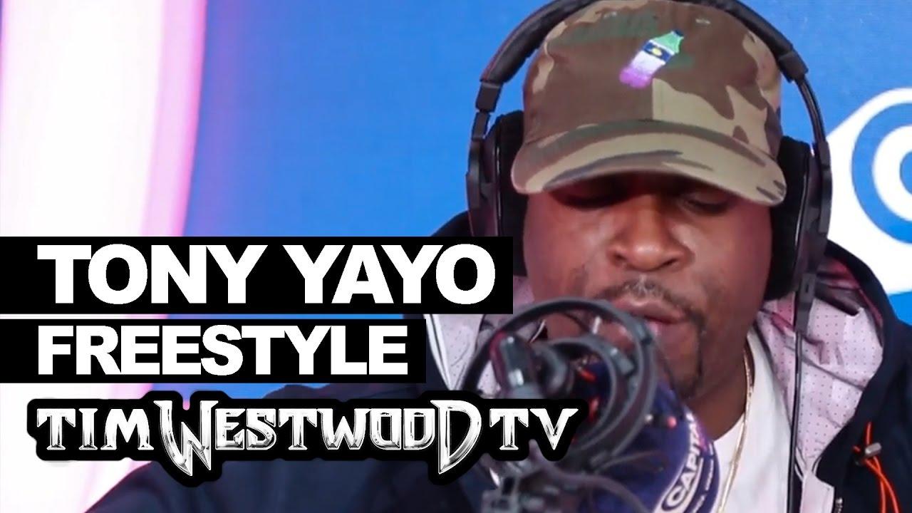 Tony Yayo freestyle – Westwood   @TonyYayo