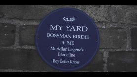 Bossman Birdie ft Jme – My Yard