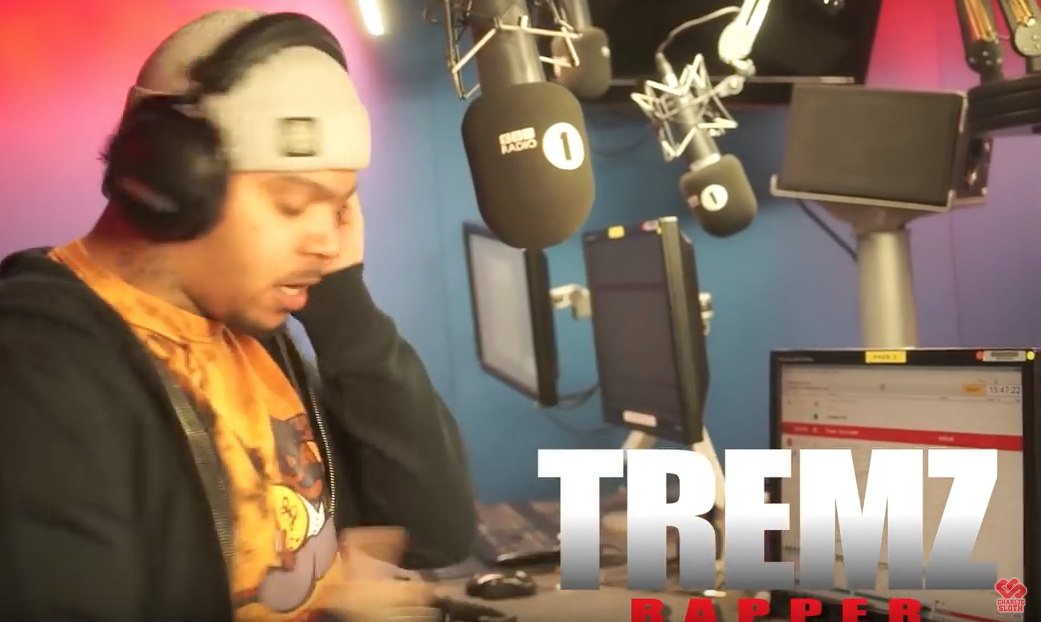 Tremz – Fire In The Booth @TremzAYLAAH @CharlieSloth