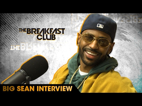 Big Sean Talks 'I Decided', Working With Eminem, Jhené Aiko & Claiming The GOAT Title