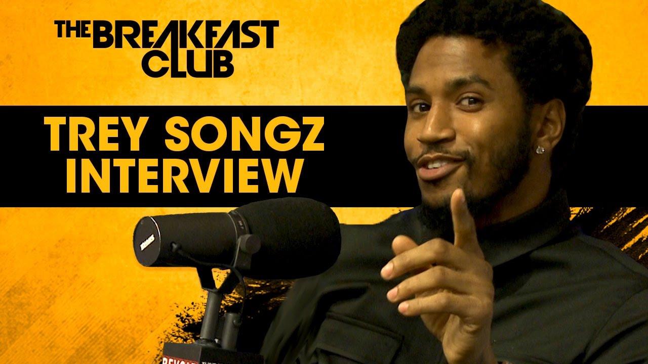 Trey Songz Digs Into Nicki Minaj, Talks Relationship With Drake, New Album 'Tremaine' & More
