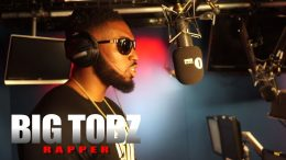 Big Tobz – Fire In The Booth | @BigTobzsf