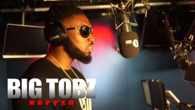 Big Tobz – Fire In The Booth