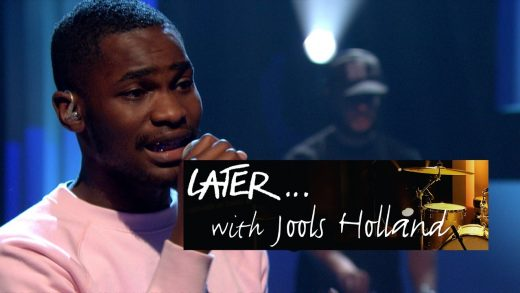 Dave – Picture Me – Later… with Jools Holland – BBC Two