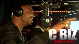 C Biz – Fire In The Booth | @Cbiz_ER