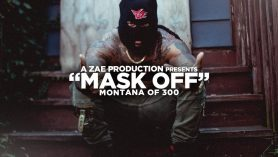 Montana Of 300 – Mask Off [REMIX] | @MONTANAof300