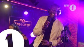 Stormzy – Sweet Like Chocolate (Shanks & Bigfoot cover) in the Live Lounge @Stormzy1