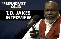 Bishop T.D. Jakes On His New Book 'Soar', Entrepreneurship & Guiding The Millennials | @BishopJakes