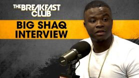 Michael Dapaah Visits Breakfast Club, Talks About His Character Big Shaq @MichaelDapaah_