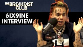 Interview: 6ix9ine Explains Why He Loves Being Hated, Rolling With Crips And Bloods & Why He's The Hottest | @6ix9ine