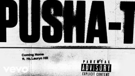 Pusha T – Coming Home (Audio) ft. Ms. Lauryn Hill