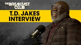 T.D. Jakes Explains How To Deal With Grief, Coping With Kobe Bryant's Death + More